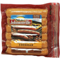 Johnsonville Cheddar Smoked Sausage