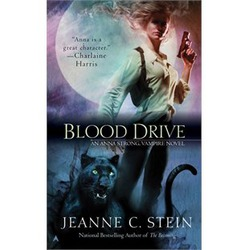 Anna Strong Series by Jeanne C. Stein