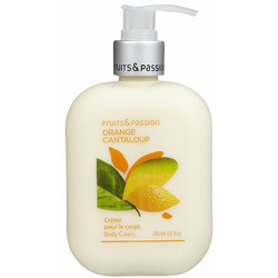 Fruits & Passion Orange Cantaloupe Body Cream