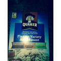 Quaker Instant Oatmeal Assorted Variety