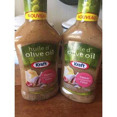 Kraft Caeser Olive Oil dressing
