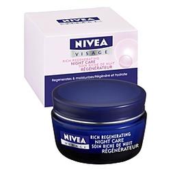 NIVEA Visage Rich Regenerating Night Care