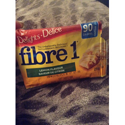 Fiber 1 90 Calorie Lemon Bars