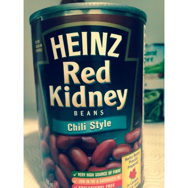 Heinz Red Kidney Beans Chili Style Reviews In Grocery Chickadvisor