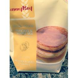 Sunny Boy Whole Wheat Pancake and Waffle mix