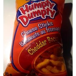 Humpty Dumpty Cheese Sticks Cheddar Bacon