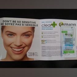 Garnier Clean Plus Makeup Removing Lotion Cleanser