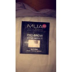 MUA Pro-Brow