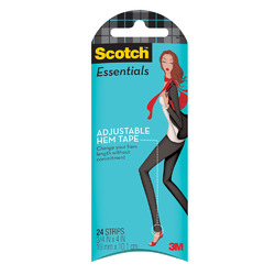 Scotch Essentials Adjustable Hem Tape