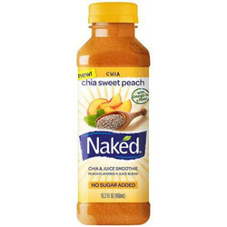 Naked Juice in Green Machine