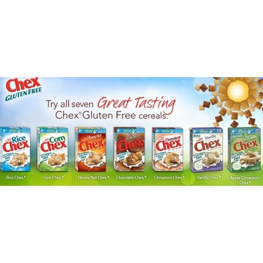 Chex Gluten Free Cereal in Chocolate