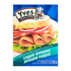 Yves Veggie Cuisine Meatless Deli Bologna Slices