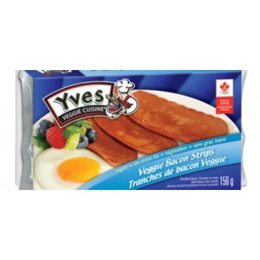 Yves Veggie Cusine Veggie Bacon Strips