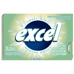 Excel Sugar-Free Sweet Mint Gum