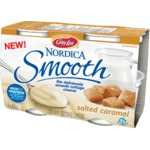 Gay Lea Nordica Smooth Cottage Cheese in Salted Caramel