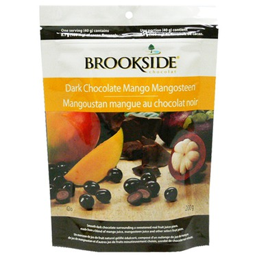 Brookside Dark Chocolate Mango and Mangosteen