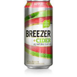 Bacardi Breezer + Cider Apple