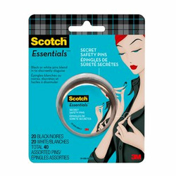 Scotch Essentials Secret Safety Pins