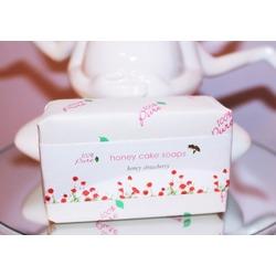 100 Percent Pure Honey Strawberry Soap