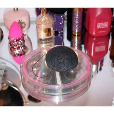 100% Pure Konjac Charcoal Sponge