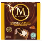 Magnum Double Caramel Ice Cream Bars