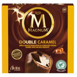 Magnum Double Caramel Ice Cream Bars