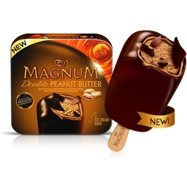 Magnum Double Peanut Butter Ice Cream Bars