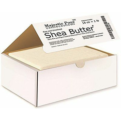 Majestic Pure Unrefined Organic Shea Butter