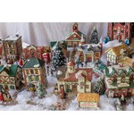 Christmas Village Display