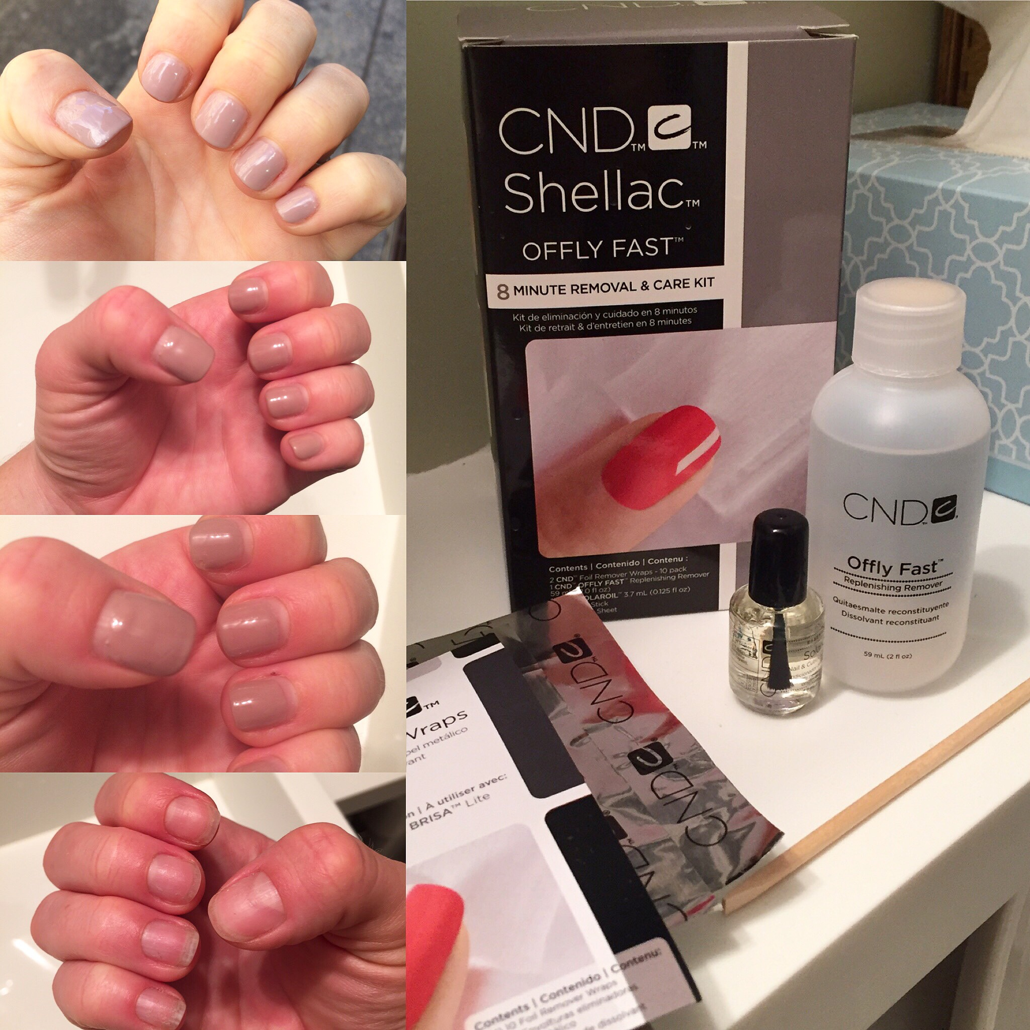 OFFLY FAST Removal Kit reviews in Nail Care - ChickAdvisor