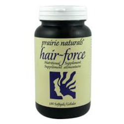 Prairie Naturals Hair-Force Nutritional Supplement