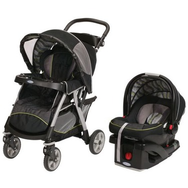 Graco UrbanLite Click Connect Travel System