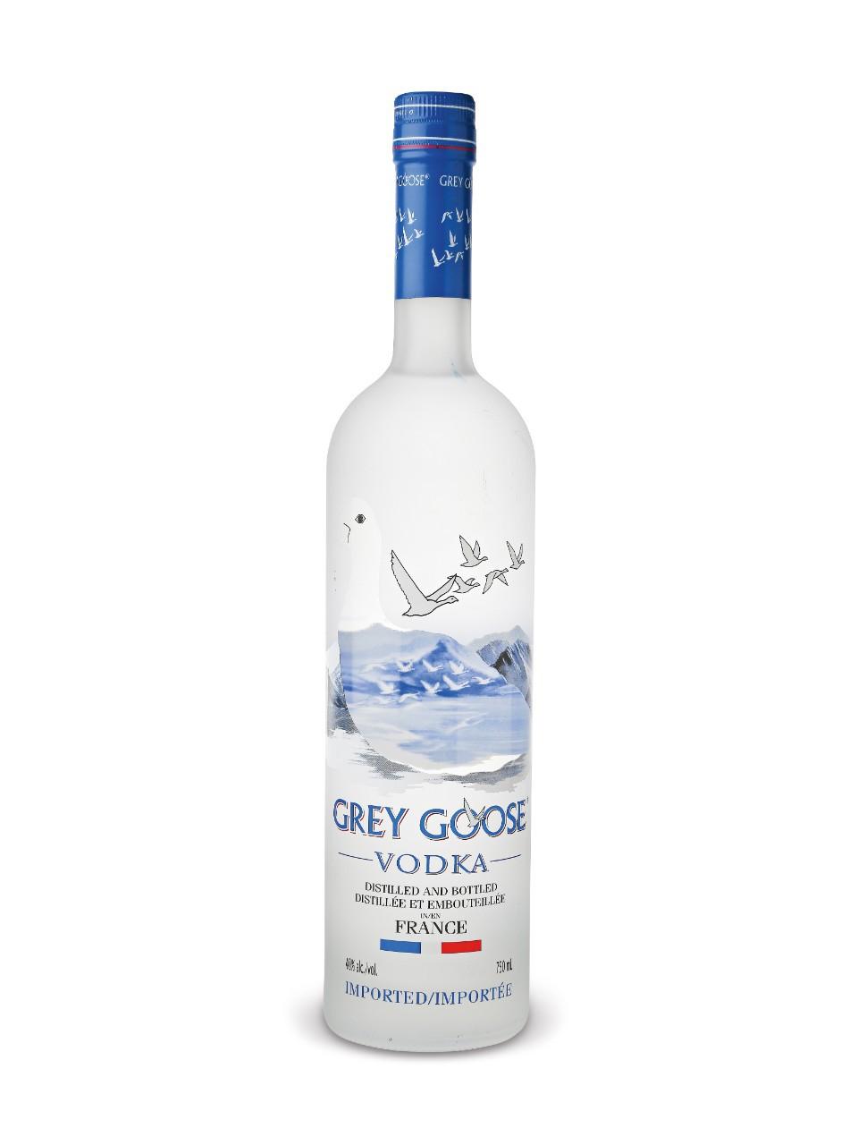 Grey Goose Rating