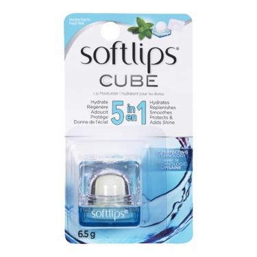 Softlips® CUBE Lip Moisturizer - Fresh Mint