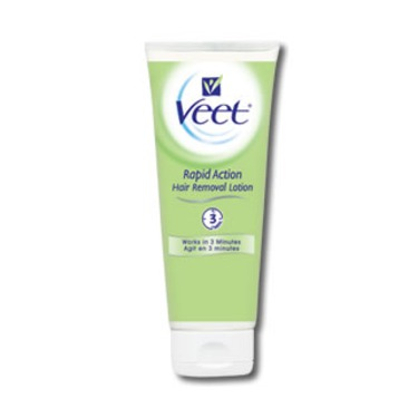 Veet Rapid Action Hair Removal Lotion Reviews In Hair Removal
