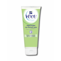 Veet Rapid Action Hair Removal Lotion