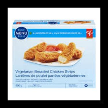 President's Choice Vegetarian Breaded Chicken Strips