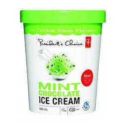 President's Choice Mint Chocolate Ice Cream