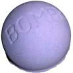 The Blackberry Bath Bomb