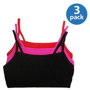 Fruit of the Loom Strappy Sports Bras