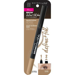 Maybelline New York Eyestudio Brow Define + Fill Duo
