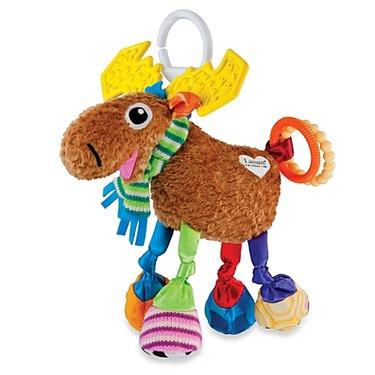 Lamaze Mortimer The Moose Plush Toy