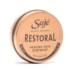 Saje Restoral Skin Healing Ointment