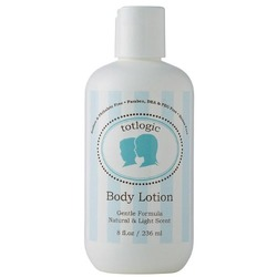 TotLogic Natural Body Lotion