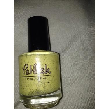 pahlish in yellow
