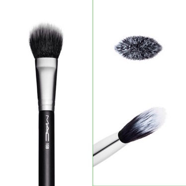 MAC 159 Duo Fibre Blush Brush
