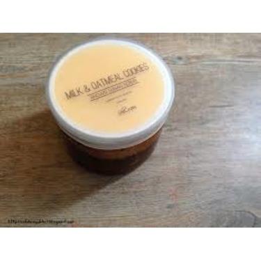 Silk Crate Milk & Oatmeal Cookies Brown Sugar Scrub