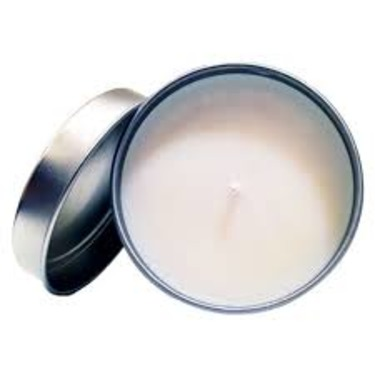 Silk Crate Honeysuckle Blossom Soy Candle