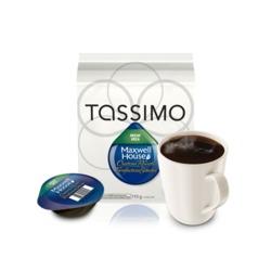 Tassimo Maxwell House Decaffeinated Coffee