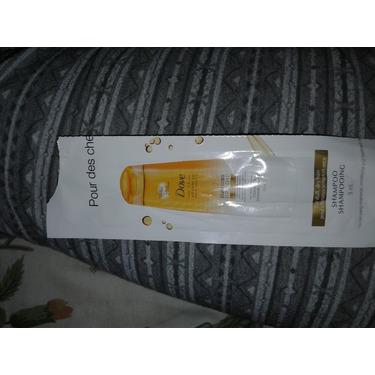 Dove Advanced Hair Series Pure Care Dry Oil Shampoo